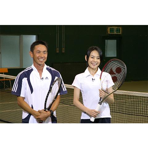 土橋登志久の簡単テニスレッスン