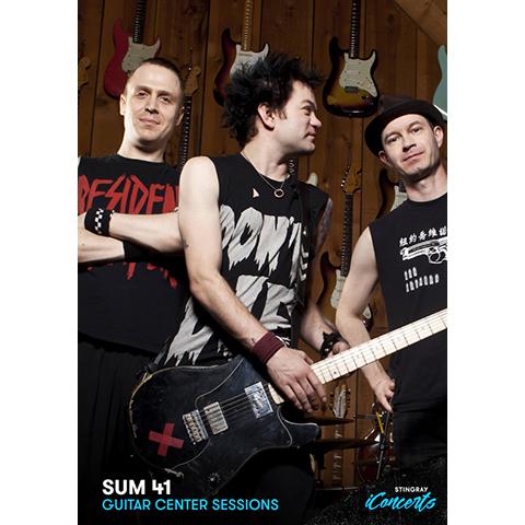 サム41 - ギター・センター・セッションズ