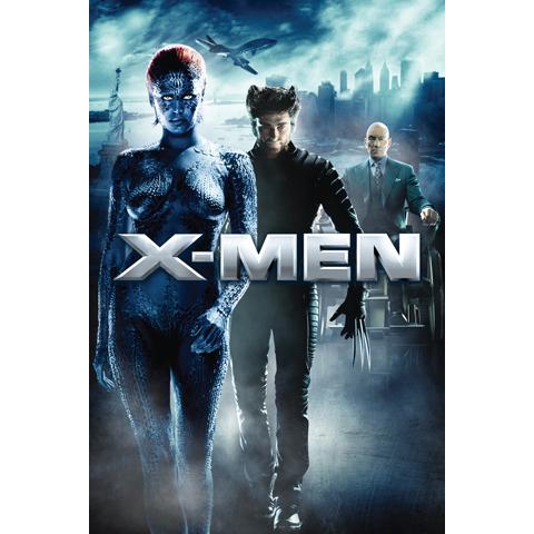 X‐MEN