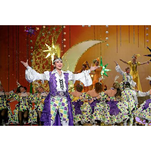 ミュージック・クリップ「Happy MARDI GRAS!」~月組『GOLDEN JAZZ』より~