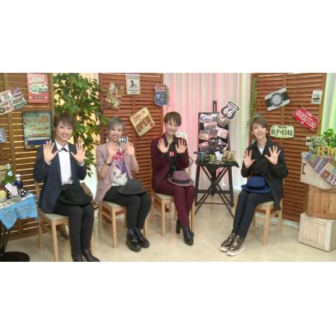 TAKARAZUKA NEWS Pick Up「もっと!男役道~月組編~」