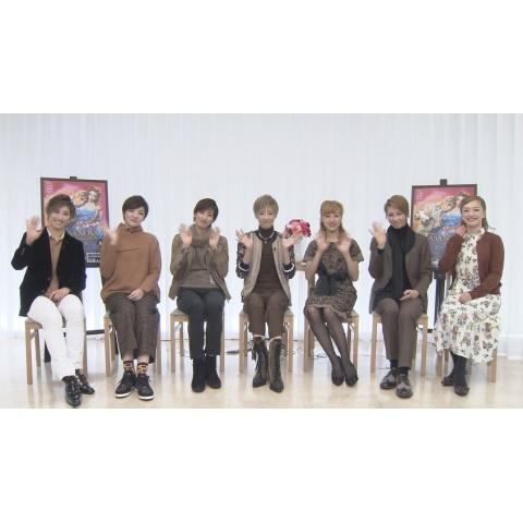 NOW ON STAGE 花組宝塚大劇場・東京宝塚劇場公演『CASANOVA』