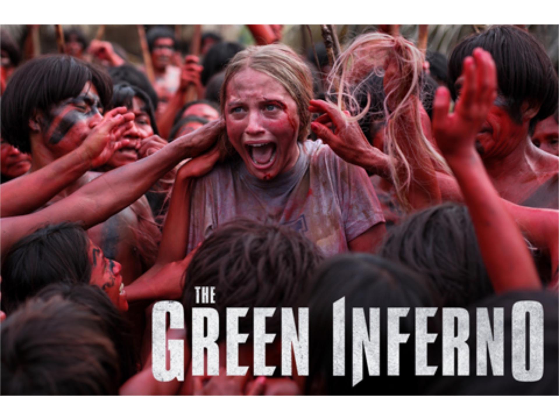 インフェルノ あらすじ グリーン