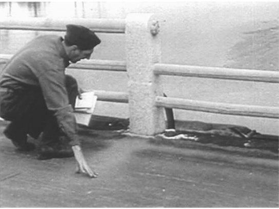 広島 長崎  原爆威力調査