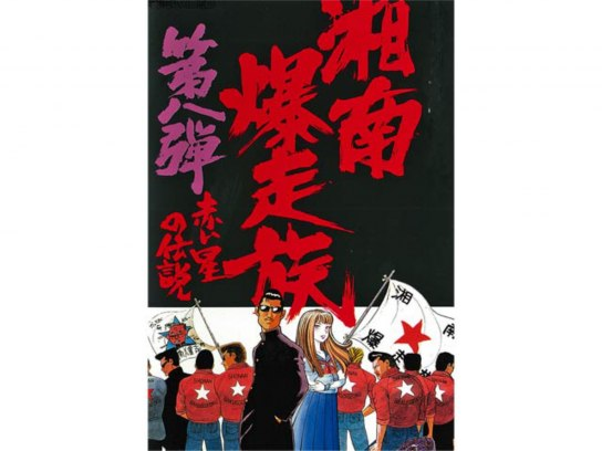 湘南爆走族8 赤い星の伝説