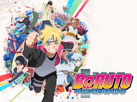 BORUTO-ボルト- NARUTO NEXT GENERATIONS(第152話~)