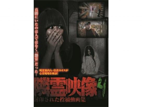 隣霊映像 封印された投稿動画集 Vol.4