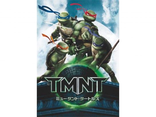 ミュータント・タートルズ ‐TMNT‐