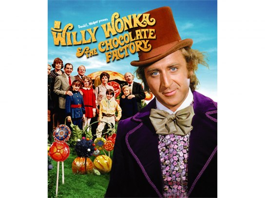 夢のチョコレート工場