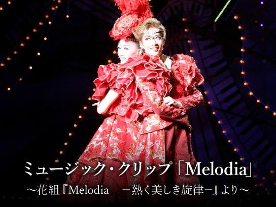 ミュージック・クリップ「Melodia」~花組『Melodia -熱く美しき旋律-』より~