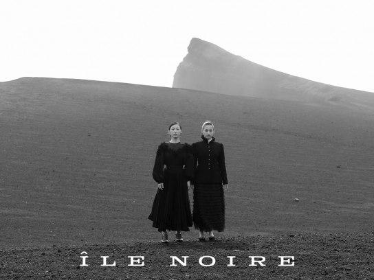 イル・ノワール ÎLE NOIRE 黒い島