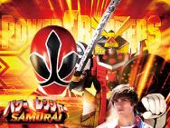 パワーレンジャー SAMURAI画像