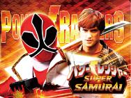 パワーレンジャー SUPER SAMURAI画像